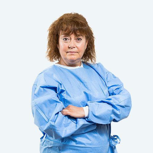 Dr. Myriam Cecchi, surgeon for hallux valgus and specialist in the PBS technique.